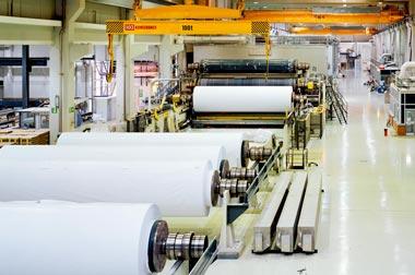 سود پرک در صنایع کاغذ